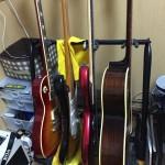 ラッカー塗装もOKなギターポリッシュ