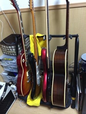 ポリッシュ ギター