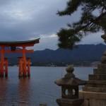 広島 安芸の宮島の穴場的観光方法